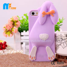 Lovely Sex Animal 3D Cartoon Silicon Case For Samsung Galaxy J5 J7 s4 Rubber Cover