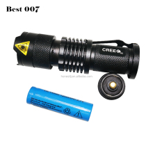 Cool led flashlights lumiglow aluminum geepas torches