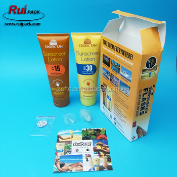 8oz hidden sunscreen flask tubes empty FDA tube for sunscreen secret flask
