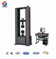 WDW Static Electronic Universal Testing Machine + High Temperature Tensile Strength Test