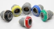 compatible male femal plastic medical connectors PKG.M0.4GL.L* for medical equipment use