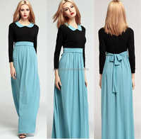 Women Casual Dresses Wholesale Clothing Distributors China/High Quality Clothing Manufacturers
