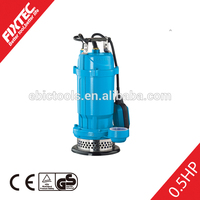 FIXTEC power tools mini electric Accept Customized Water Pump/Submersible water Pump list For Sale