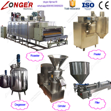 Commercial Factory Price Groundnut Paste Making Machine Colloid Mill Grinder Peanut Butter Production Line