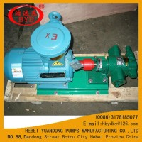oil transfer pump for gear pump