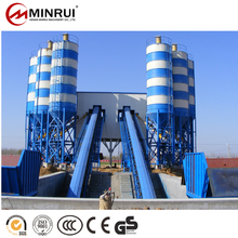 Promotional rmc bucket lift type concrete batching plant with price