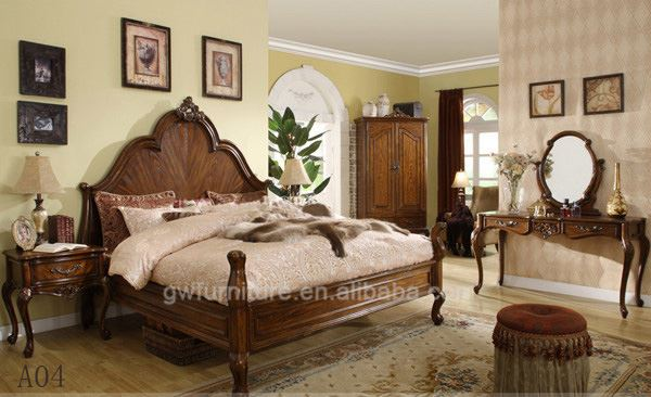 antique tiger wood furniture