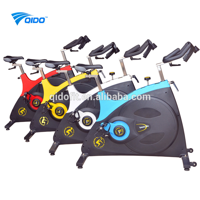 Top Quality fitness equipment magnetic spin bike 20kg flywheel manufacturer