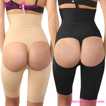 Top Selling High Waist Nude Open Back Shapers Panties Butt Lift