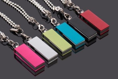 USB Flash Drive 4GB 8GB 16GB Pendrive Swivel metal USB