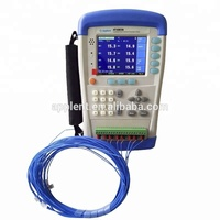 Hot Product AT4808 Handheld Temperature Data Logger Precision Thermocouple
