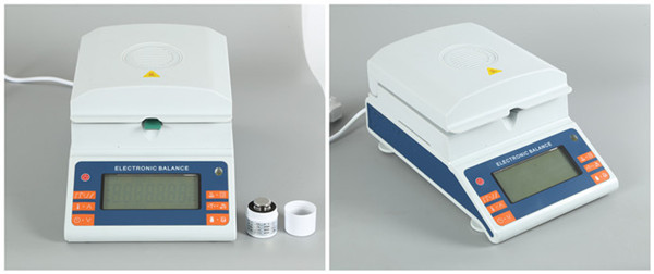 Digital Halogen Moisture Meter/Analyzer/Balance