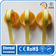 100% high density teflon thread ptfe tape/thread seal tape