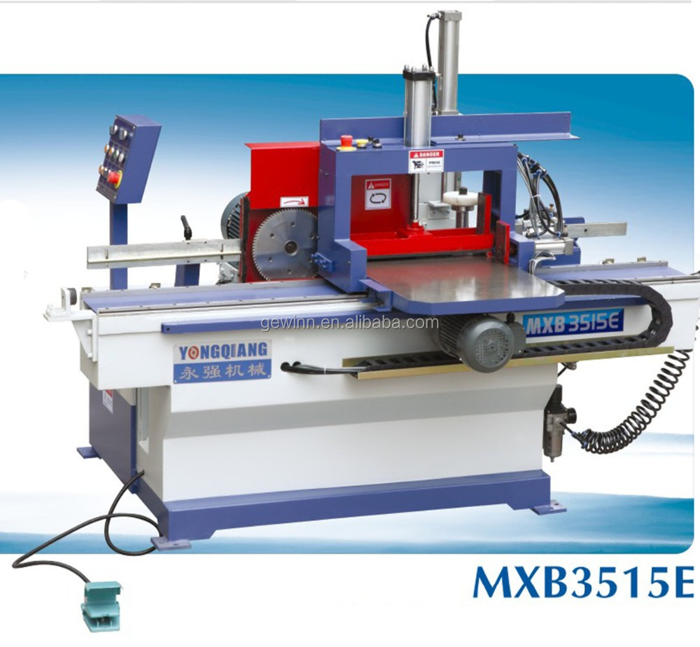 Automatic finger joint shaping mahcine with gluing MXB3515E