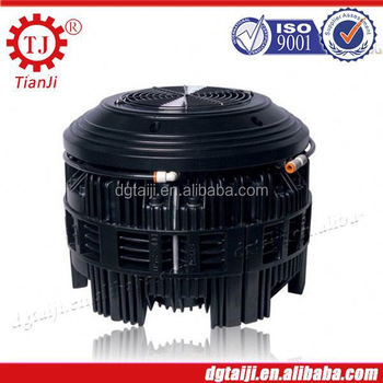 Supplying DBK air disc brake (type of cooling and fan)