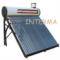 HOT Pre Heat Solar Energy Water