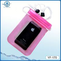 IPX8 water sports waterproof cases for iphone4s 4 i4