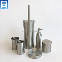 New design stainless steel bathroom set accessories for home and hotel