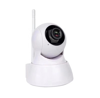 Smart Home Security 720P Automatic Tracking Wifi Pan & Tilt IP Camera