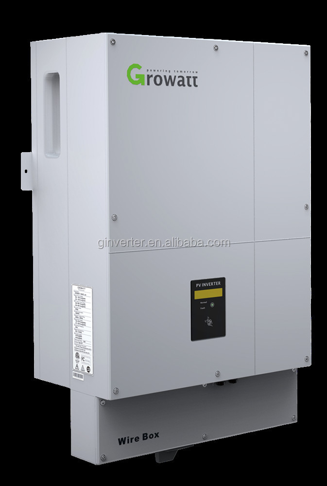 Hot selling!!!10000w solar on grid inverter 10kw pv grid tie power converters for 10kw solar systems ETL/UL/FCC/CSA certifcate