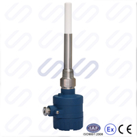 2015 new Capacitance Level Sensor/Level Switch (Ground Pipe with 316L)