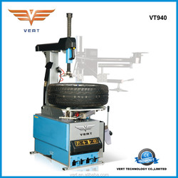 "Semi-automatic cheap tire changer used auto repair equipment for 12""-24"" tyres VT940"