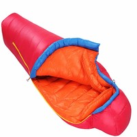 Goose Down Sleeping Bag Winter Outdoor wholesale