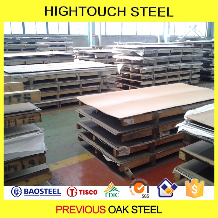 Best Selling Products 1Mm Thick Cold Rolled Weight Of 304 Stainless Steel Sheet