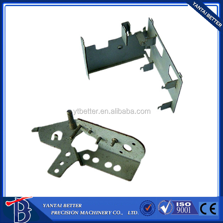 China motorcycle automobile galvanized steel oem metal stamping