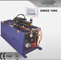 10CNC Electric Tube Bender 1 inch Capacity 3 Stacks Tooling Fully Automatic High Precisions