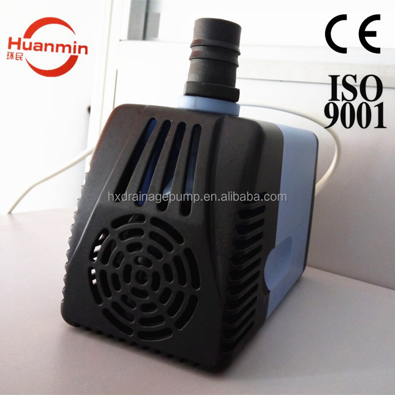 Low Pressure Fish Aquarium Accessories Submersible Pumping Machine 45w Electric Air Cooler Fan Submersible Water Pump 220v