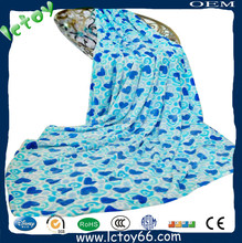 luxury flannel blanket factory china for baby