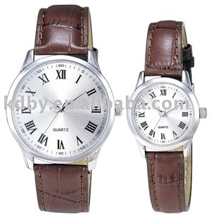2035 movement watch his and hers coupling watch cute couple watch