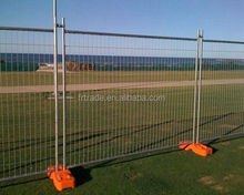 Anping 369 Welded temporary fence block Best price