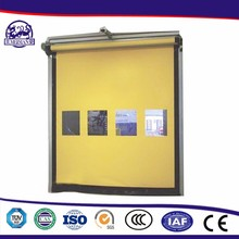 Best Selling Useful High Strength Poultry Shed Pvc Roll Up Door