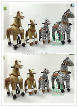 HI CN 71mechanical stuffed animals adults can ride toy popular in market