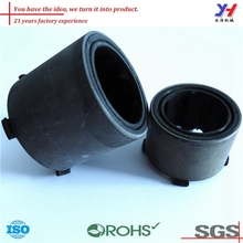 Custom protective EPDM rubber tube connector sleeve