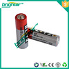 google 2x1.5v r6 aa um3 battery with pvc foil