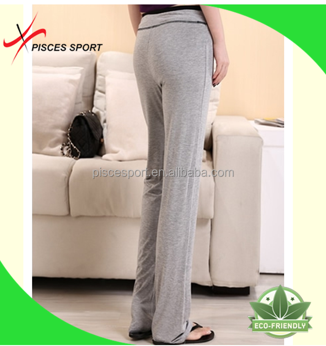 cheapest price custom style loose cotton pants for sexy indian women