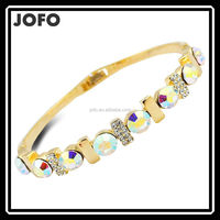 Wedding Bangle Micro Insert Classic Austria Imported Diamond High End Jewelry JDJ0109