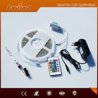 PanaTorch High-end Multicolor Led Light Strip IP65 Waterproof PS-F5530RGB High Lumen For room decoration