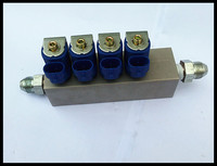 CNG natural gas fuel injectors for bus and truck
