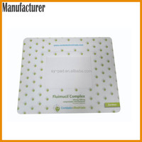 AY White & Green EVA Photo Frame Custom Photo Insert Mousepad for Personal Picture, Trade Assurance Photo Picture Mats