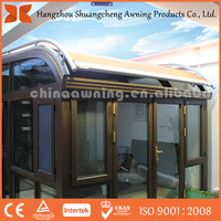 New Style Electric metal roof awning