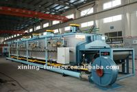 Gas Heating Tempering Carburizing Furnace