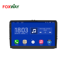 FOXWAY wholesale all in one for vw golf 5 car radio gps