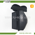 ventilation solar power auto cool car fan small size new design