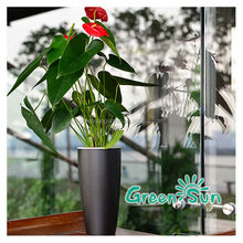 decorative garden flower planter plastic flower pot liners