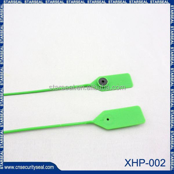 XHP-002 plastic seal for tote boxes seals
