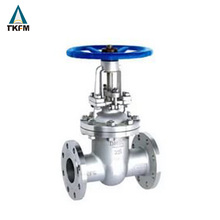 TKFM China supplier position indicator rising stem steam gate valve z101 dn50 pn16